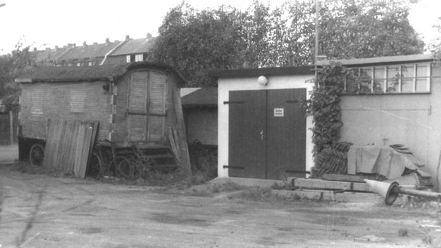 Unser Bauhof 1974