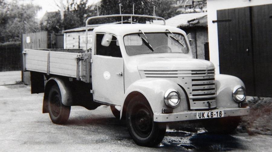 Lieferfahrzeug (1981)